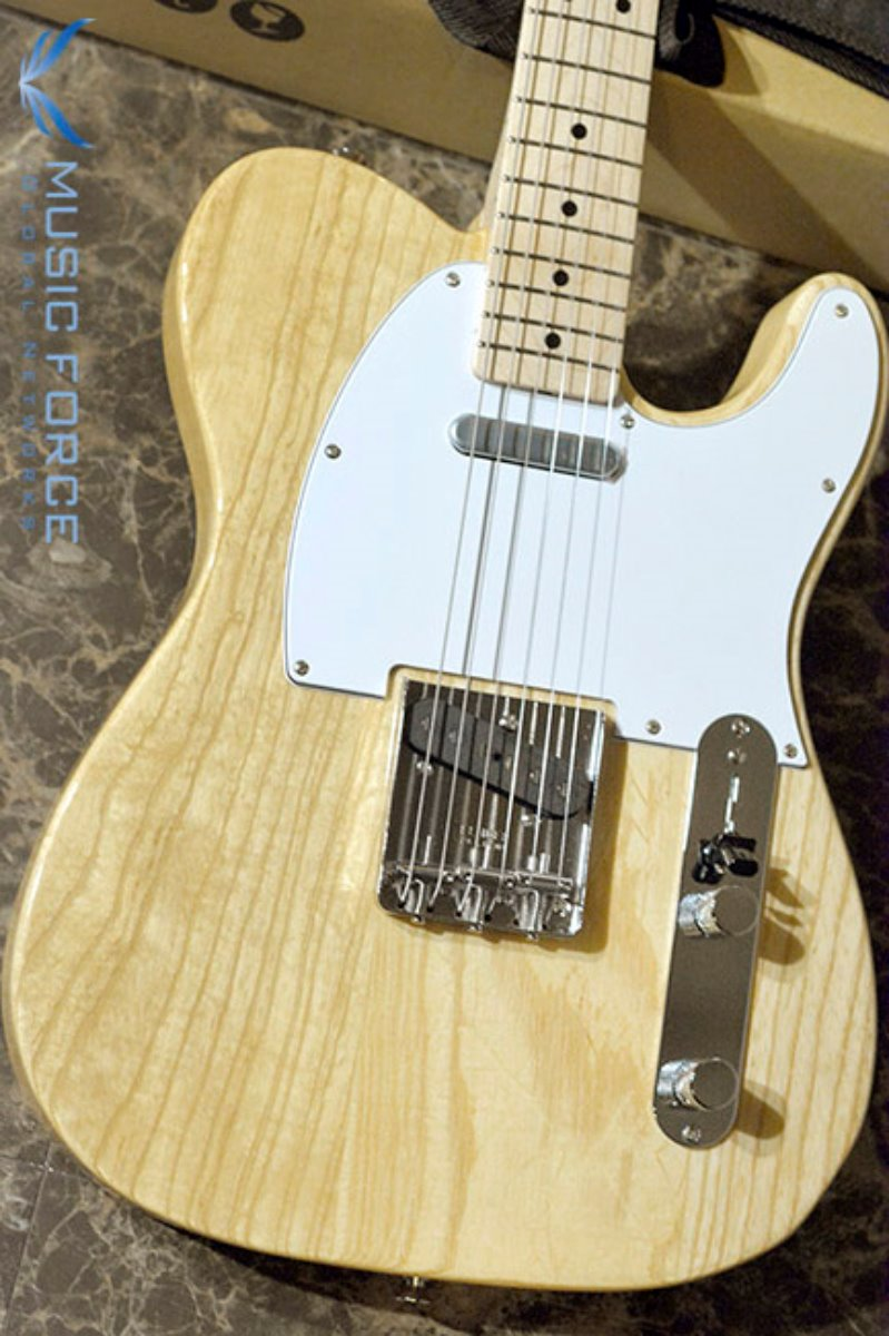 Fender Japan Traditional 70s Telecaster-Natural w/Maple FB (2017년산/신품) 팬더 재팬 트레디셔널 70s 텔레캐스터