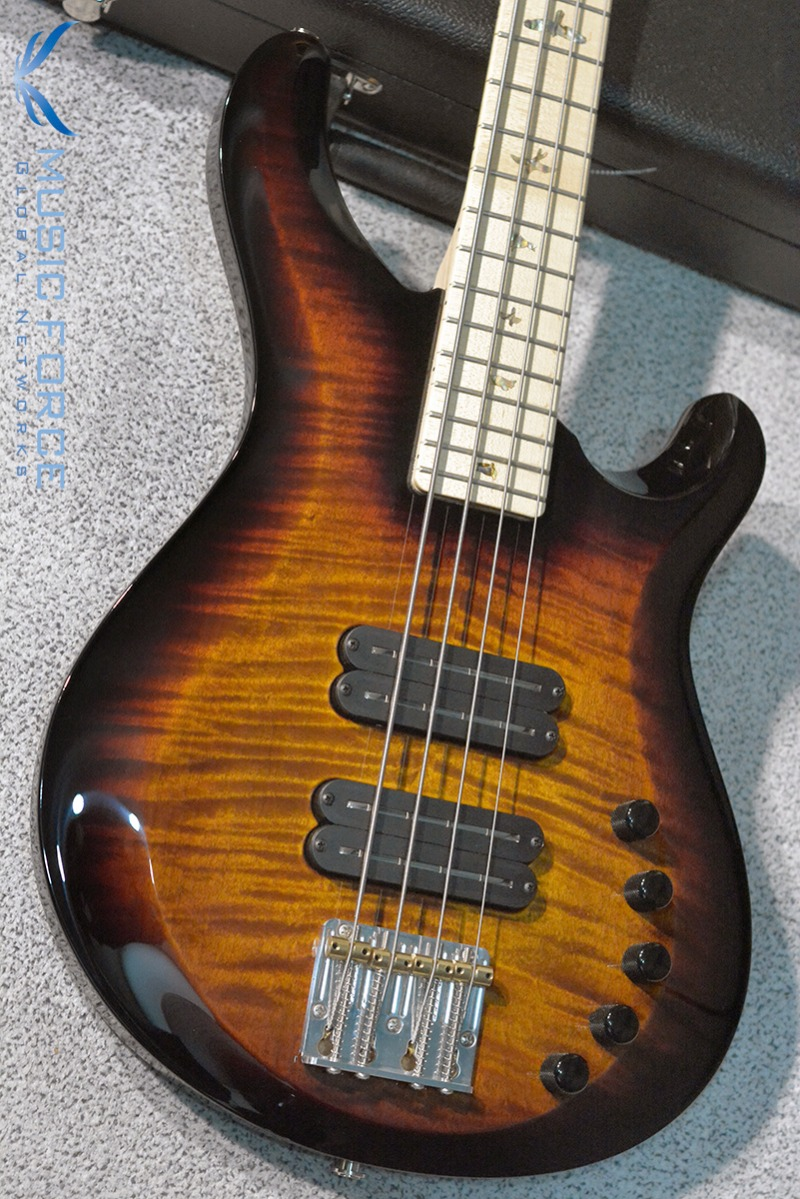 PRS Gary Grainger 4 String Bass FMT-Black Gold Wrap Burst w/Maple FB(2018년산/신품)