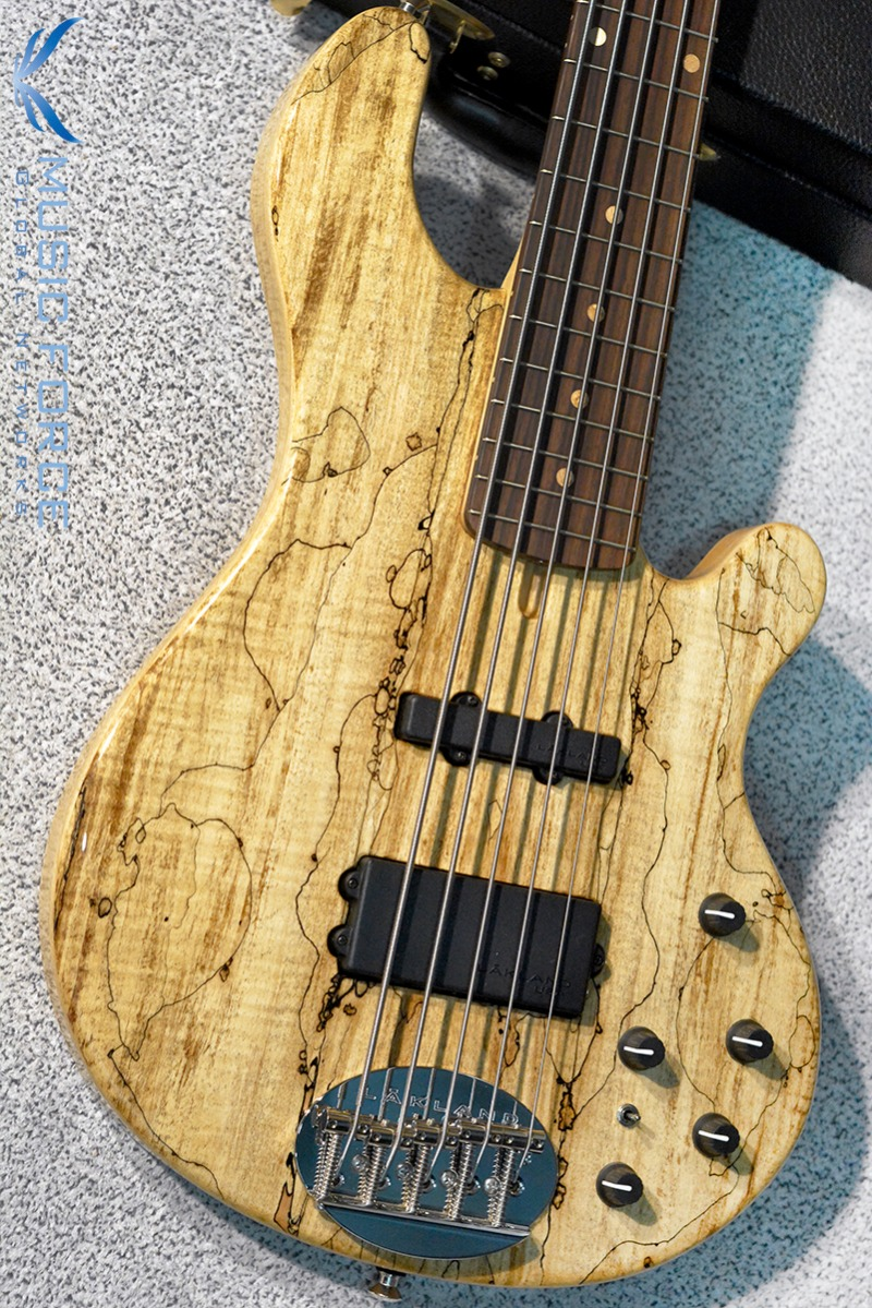 Lakland US Custom 55-94 Deluxe-Spalted Maple Top w/Indian Rosewood FB(2016년산/신품)