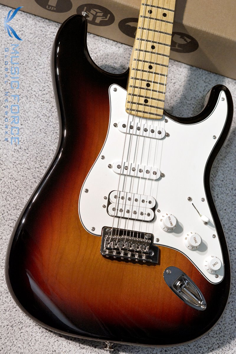 Fender Mexico Player Series Stratocaster SSH-3TSB w/Maple Fingerboard (2018년산/신품) 펜더 멕시코 플레이어 스트라토캐스터