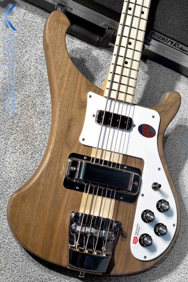 [Used] Rickenbacker 4003SW Bass-Natural Walnut w/Maple FB(2019년산/신품급중고)