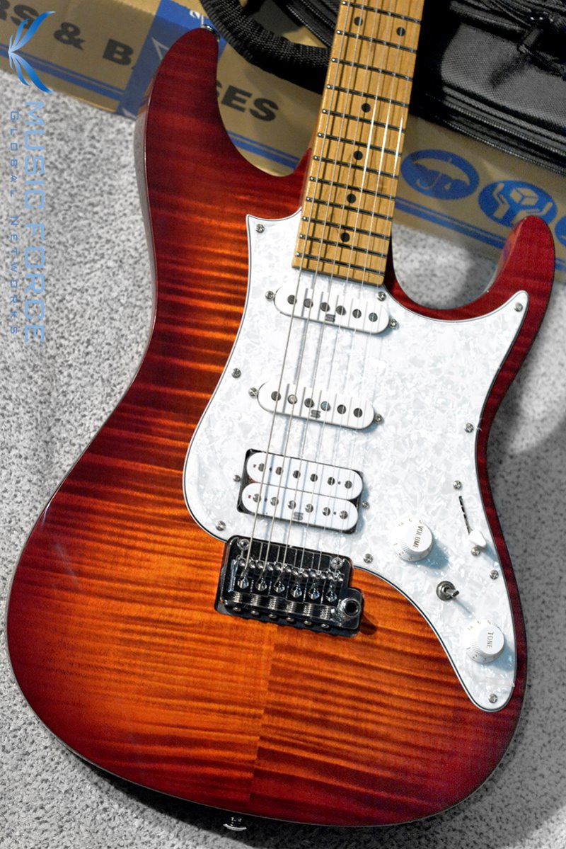 Ibanez AZ Series AZ224F-Brown Topaz Burst (2019년산/Made in Indonesia/신품)