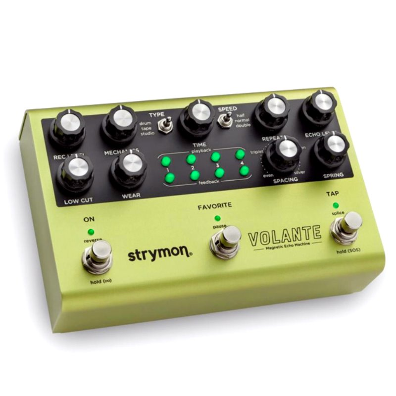 Strymon Volante Magnatic Echo Machine