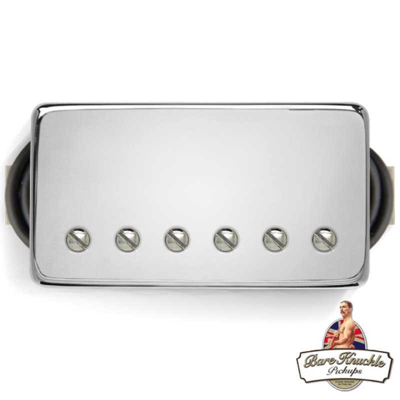 Bare Knuckle Vintage Series The Mule Humbucker Pickups (Nickel Covered)