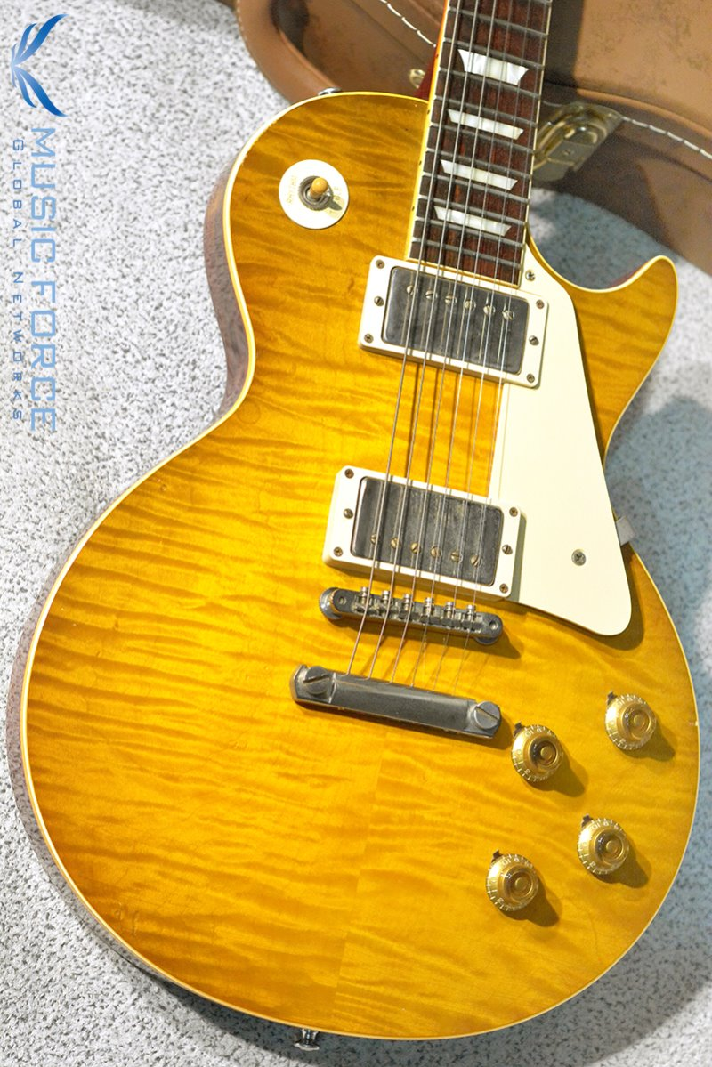 [중고] Gibson Custom Collector's Choice #24 Charles Daughtry 1959 Les Paul(True Historic) 'Nicky'-Vintage Lemon Burst Aged(2015년산/신품급중고)