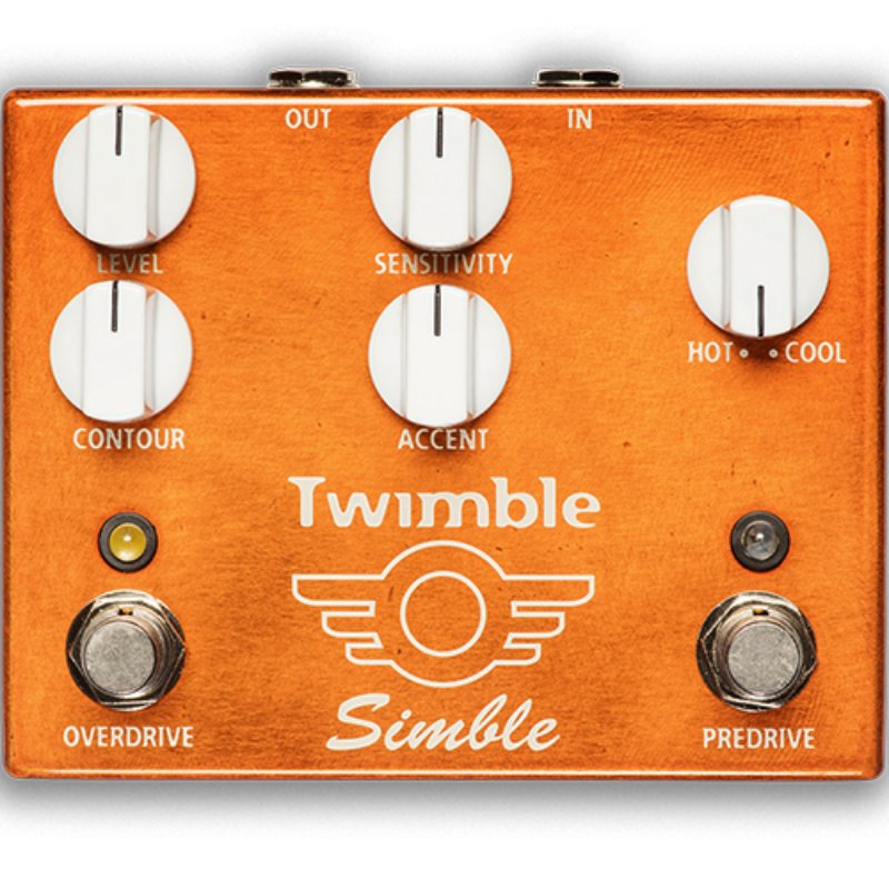 Mad Professor Twimble Twin Overdrive(Dumble Style)