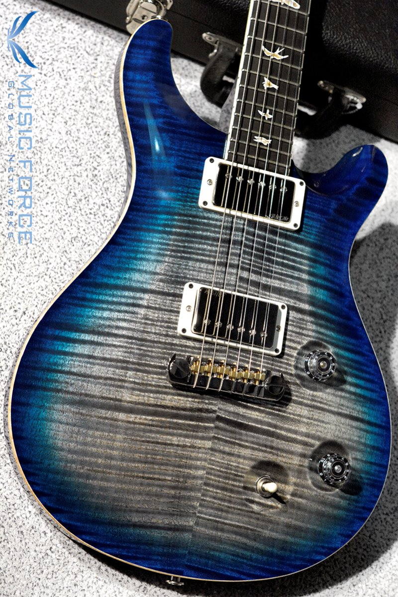 [창사11주년기념세일!!!] PRS Mccarty FMT-Custom Color Charcoal Blue Burst w/10top Option(2016년산/신품)