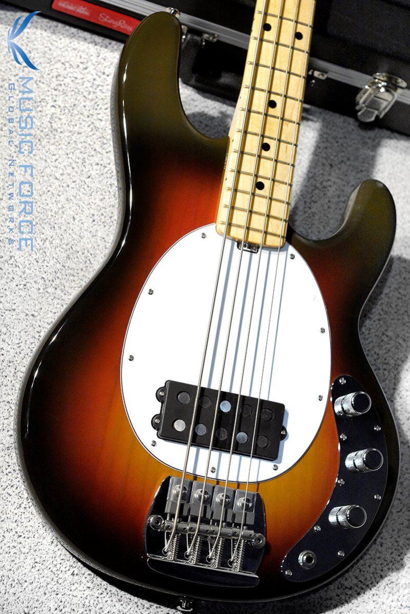 Musicman 40th Anniversary Stingray 4 Old Smoothie-Chocolate Burst(한정판/신품)