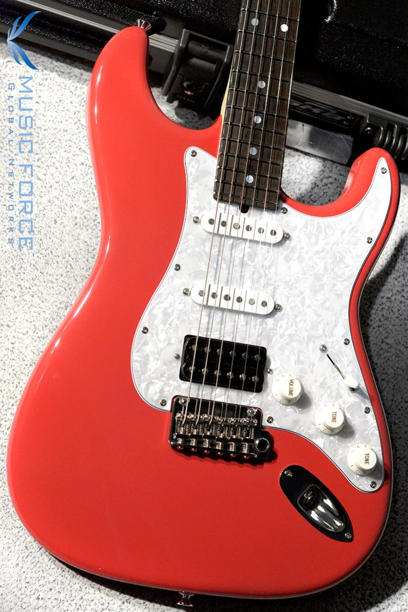 James Tyler Japan Classic SSH-Fiesta Red w/Rosewood FB(2019년산/신품)