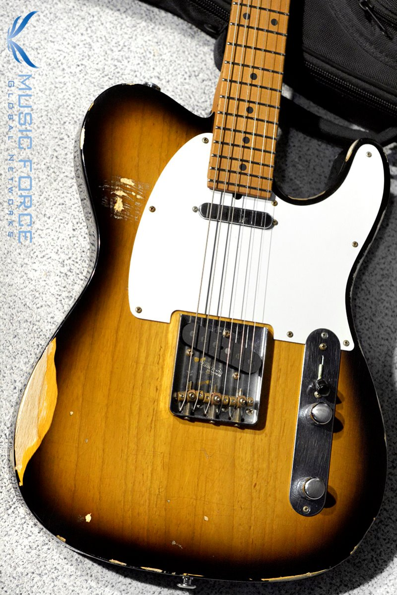 [이월상품창고대방출!!!] Suhr Classic T Antique(Pro-Series)-2 Tone Tobacco Burst w/Roasted Maple Neck(2014년산/신품)