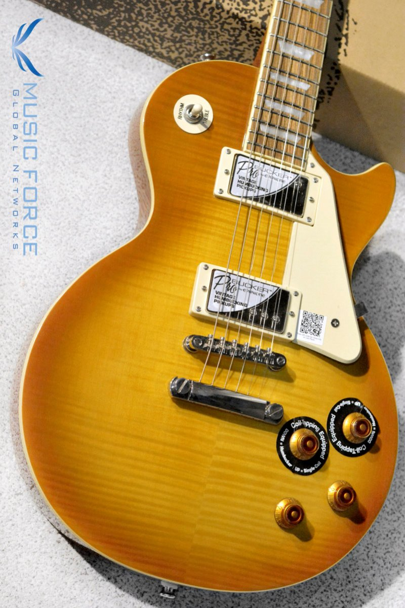 [Neck 수리특가] Epiphone Les Paul Standard Plus Top Pro-Mojave Fade (신품)