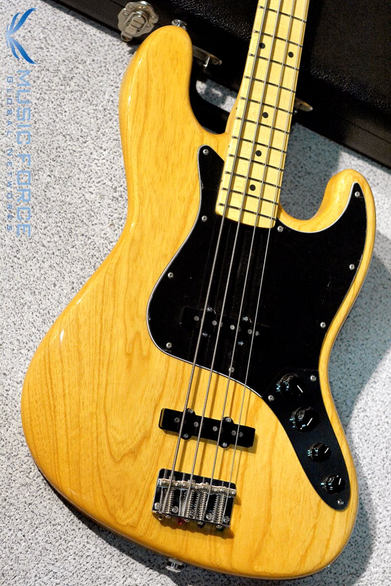 [Used] Suhr Custom Classic J Bass-Natural Gloss w/Maple FB & Active Preamp(2014년산/Mint급중고)
