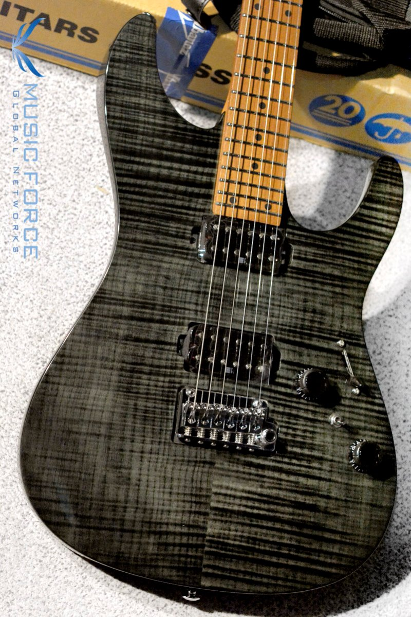 [창사11주년기념세일] Ibanez AZ Series AZ242F-Black Ice (2019년산/Made in Indonesia/신품)