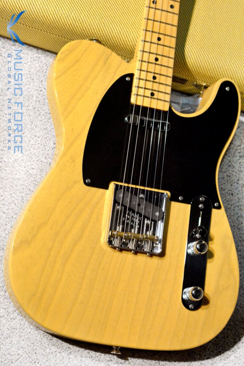 Fender American Original 50s Telecaster-Butterscotch Blonde w/Maple FB (2018년산/신품) 펜더 오리지널 50s 텔레