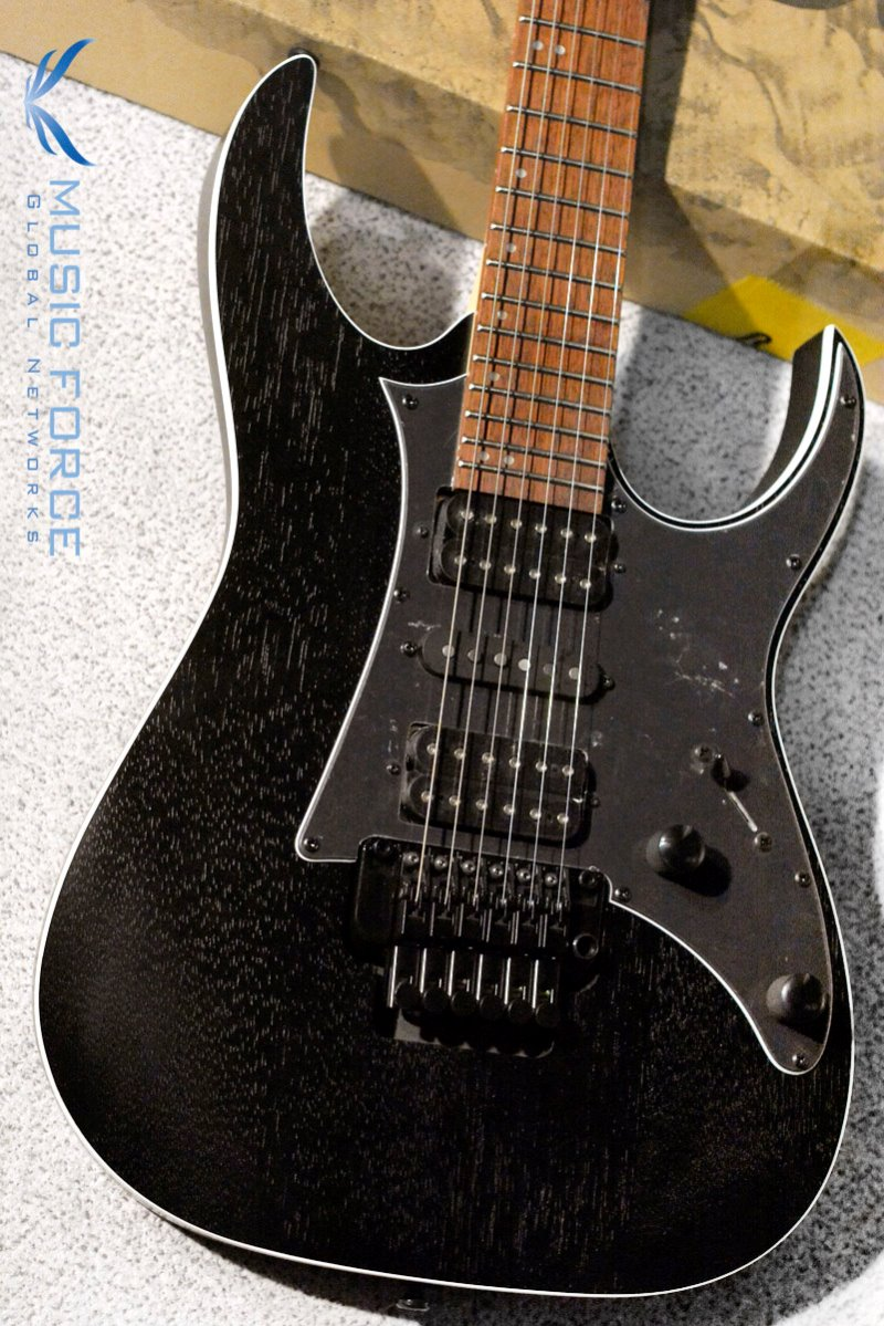 [파이널세일(~12/31까지)] Ibanez RG Series RG350ZB-Weathered Black (2019년산/Made in Indonesia/신품)