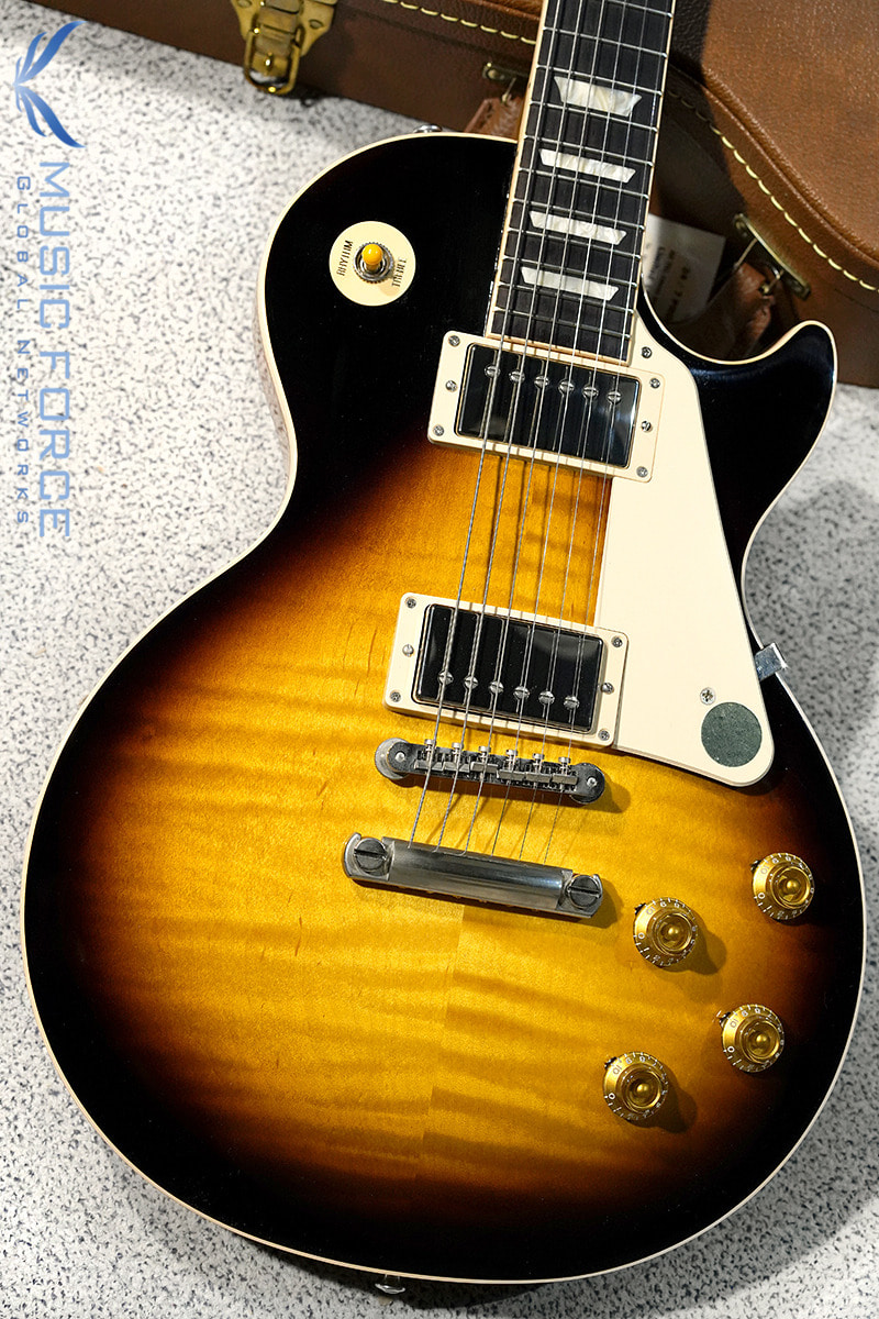 Gibson USA 2019 Model Les Paul Standard '50s-Tobacco Burst #3(신품) - 114990111