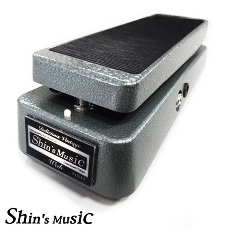 [Shin's Music] Delicious Vintage Wah Silver Hammer 신스뮤직 딜리셔서 빈티지와우 실버 해머
