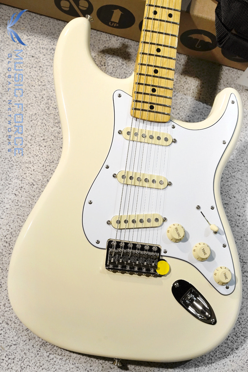 Fender Mexico Artist Series Jimi Hendrix Stratocaster-OWT w/Maple Fingerboard (2019년산/신품)