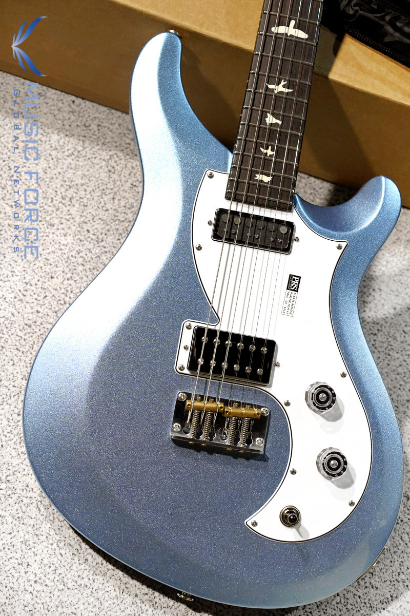 [이월상품창고대방출!!!] PRS S2 Vela-Ice Blue Firemist w/Birds Inlay(신품) - 16S2020549