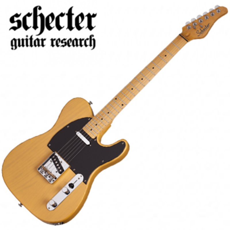 Schecter PT Standard-Butterscotch Blonde w/Maple FB(2019년산/신품)