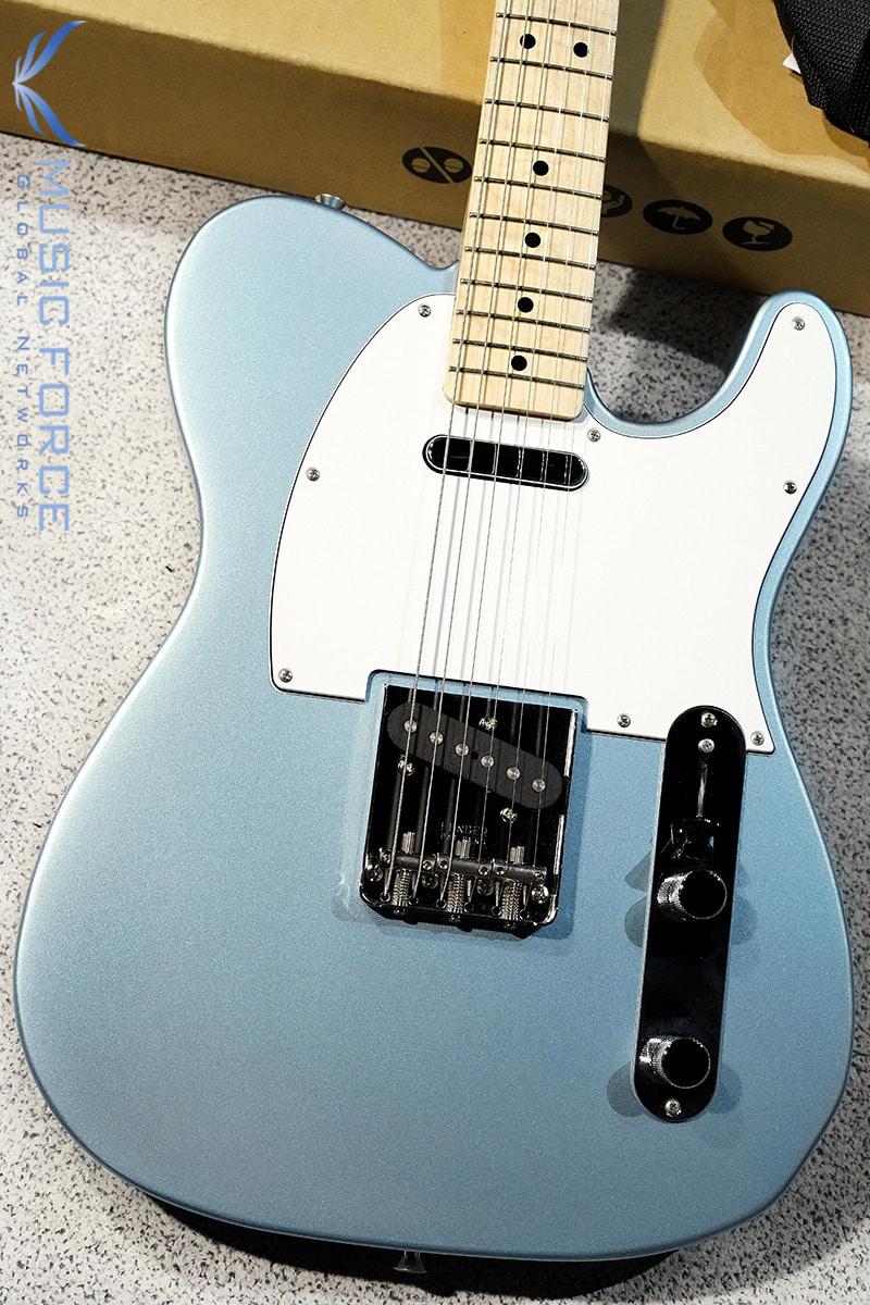 Fender Japan Traditional 70s Telecaster-Blue Ice Metallic w/Maple FB(신품) - 펜더 재팬 트레디셔널 70s 텔레캐스터