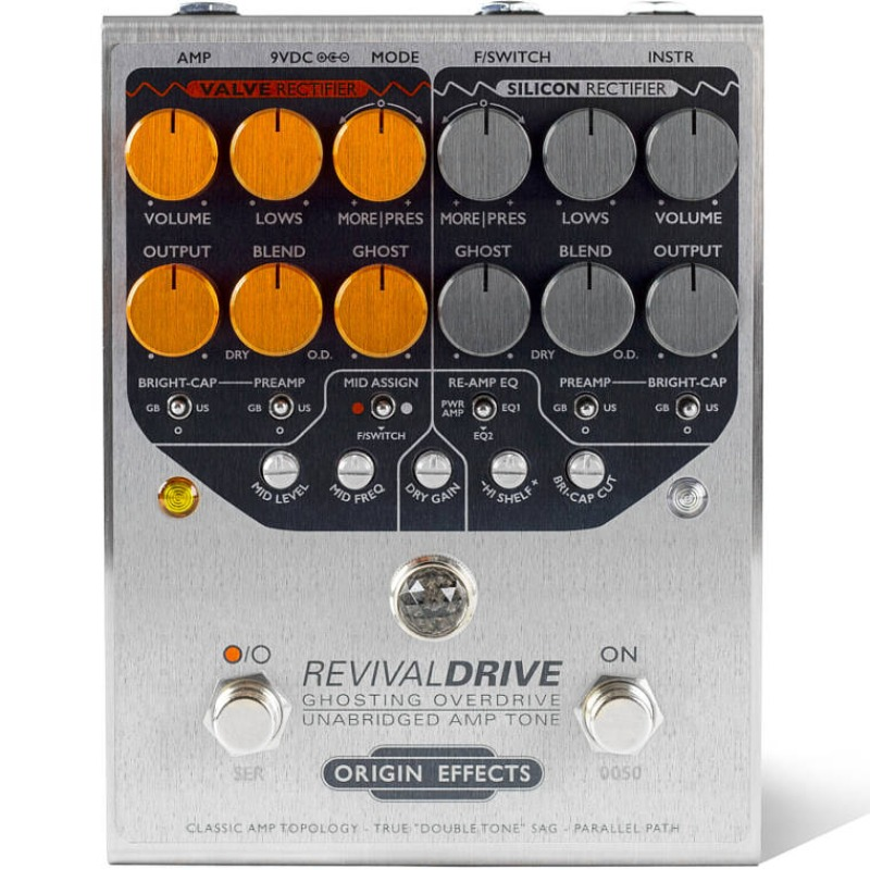 Origin Effects Revival Drive Custom Limited