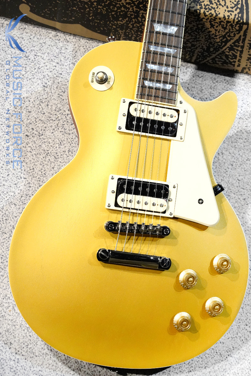 Epiphone Les Paul Classic Worn-Worn Metallic Gold (2020년산/신품)