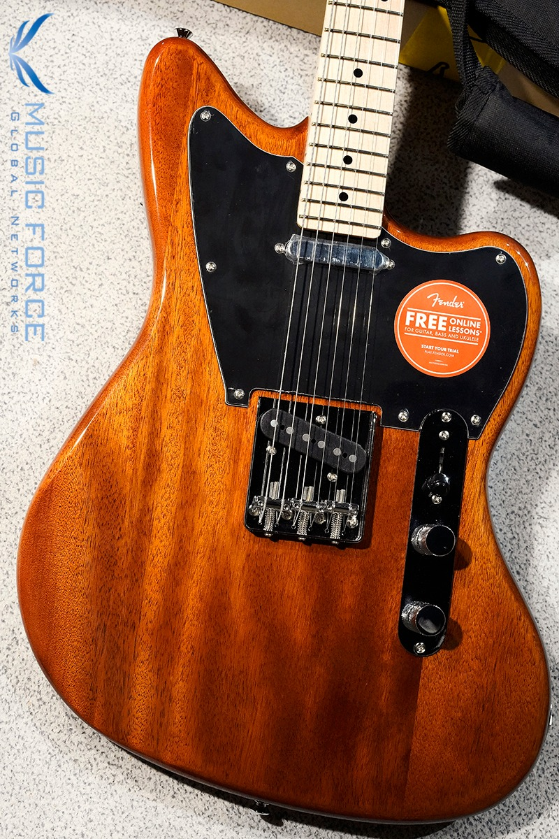 Squier Paranormal Offset Telecaster-Natural w/Indian Laurel FB (2020년산/신품)