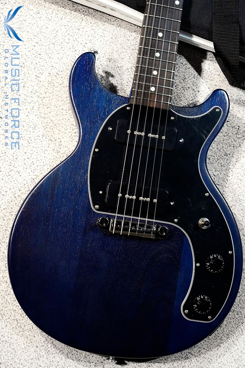 Gibson USA Les Paul Special Tribute DC-Blue Stain(신품) - 111990135