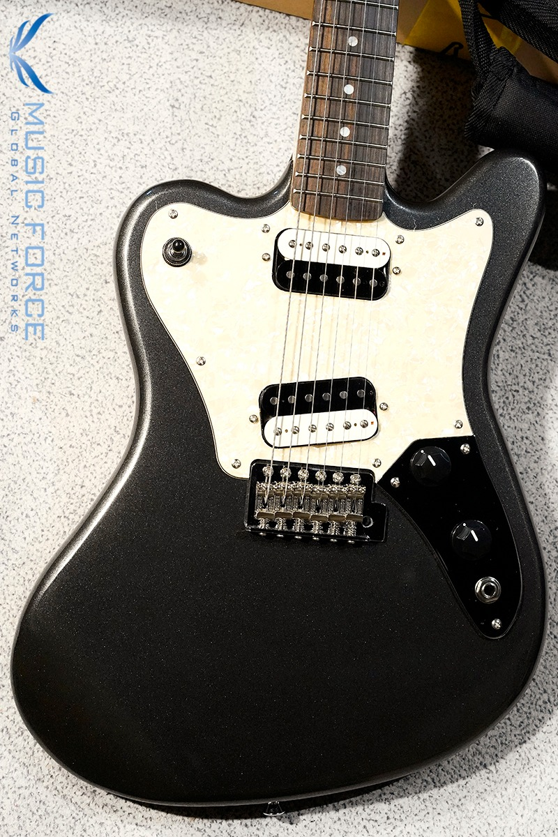 Squier Paranormal Super Sonic-Graphite Metallic w/Indian Laurel FB (2020년산/신품)