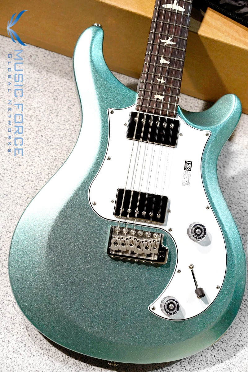 [이월상품창고대방출!!!] PRS S2 Standard 22-Frost Green Metallic w/Birds Inlay(신품) - S2018172