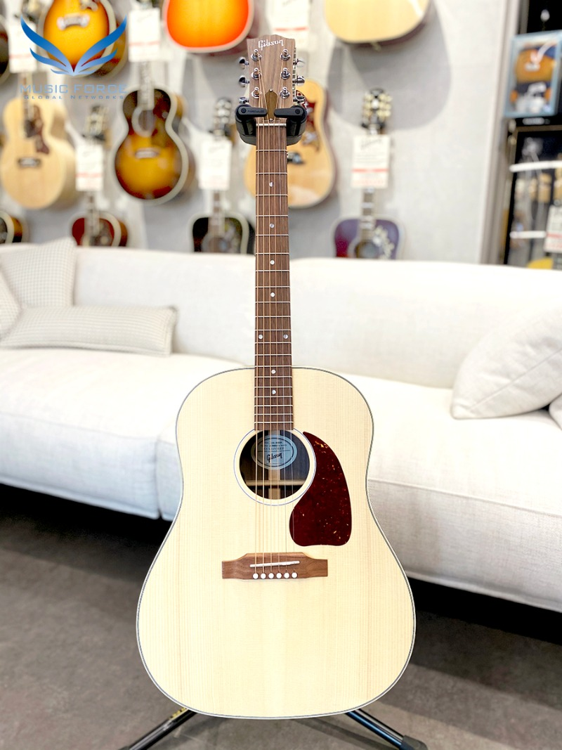 Gibson Montana G-45 Studio Walnut-Antique Natural w/Fishman Sonitone Pickup System(신품) - 21700018
