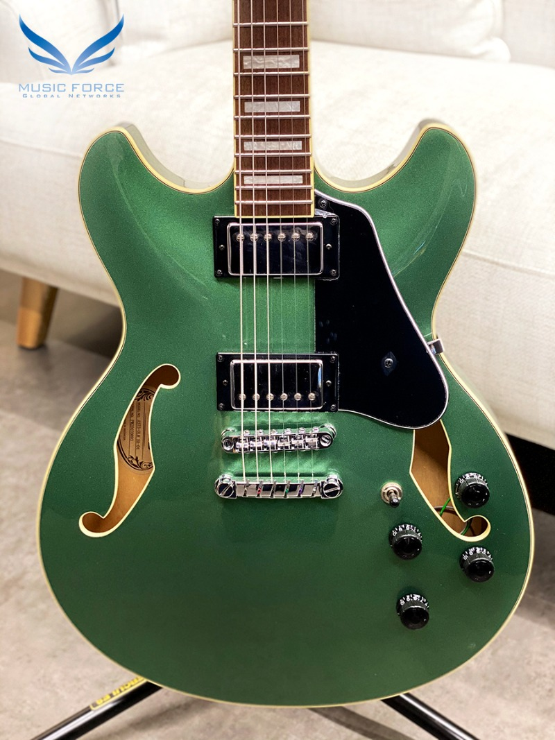 Ibanez Artcore Series AS73-Olive Metallic(2020년산/Made in Indonesia/신품)