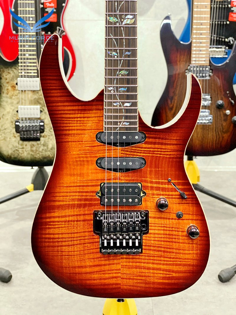 [특별세일] Ibanez J-Custom RG8560-Brownish Spharelite (2020년산/신품)