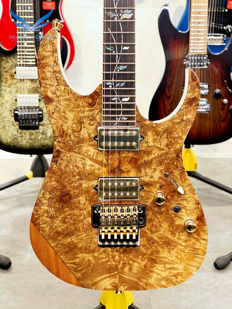 [특별세일] Ibanez J-Custom RG8520 LTD-Natural (2020년산/신품)