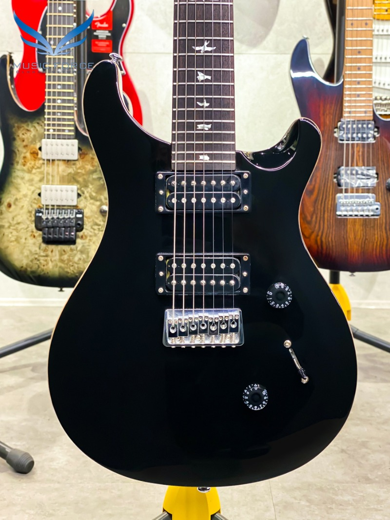 (Used) PRS SE Custom 24 7 String Model-Black Color (2016년산/EXC급중고) - Q05182