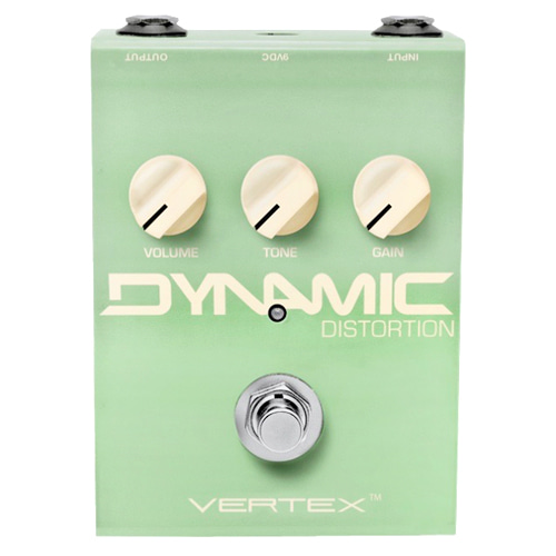 Vertex Dynamic Distortion Limited Edition-Seafoam Green Finish