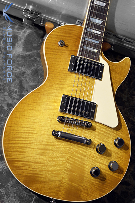 [특별세일] Gibson USA 2017 Model Les Paul Traditional HP-Honey Burst #2(2017년산/신품)