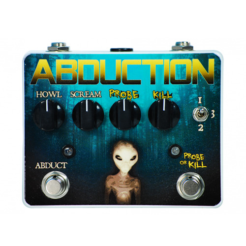Tortuga Custom Shop Abduction Germanium Overdrive