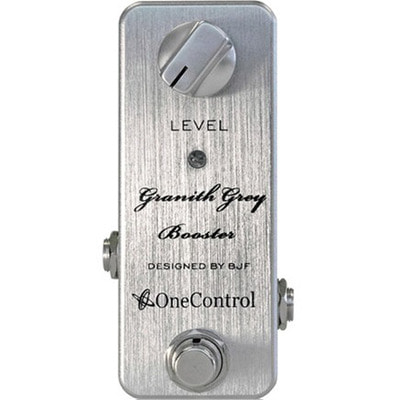 One Control BJF Series Granith Grey Booster