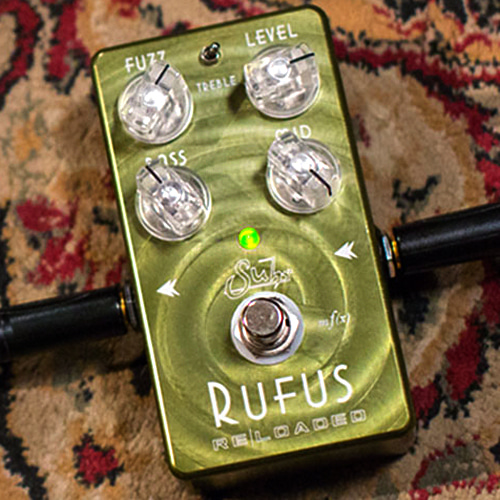 Suhr Rufus Reloaded Fuzz