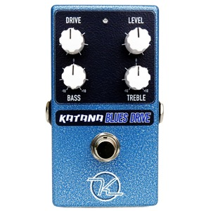 Keeley Katana Blues Drive Overdrive