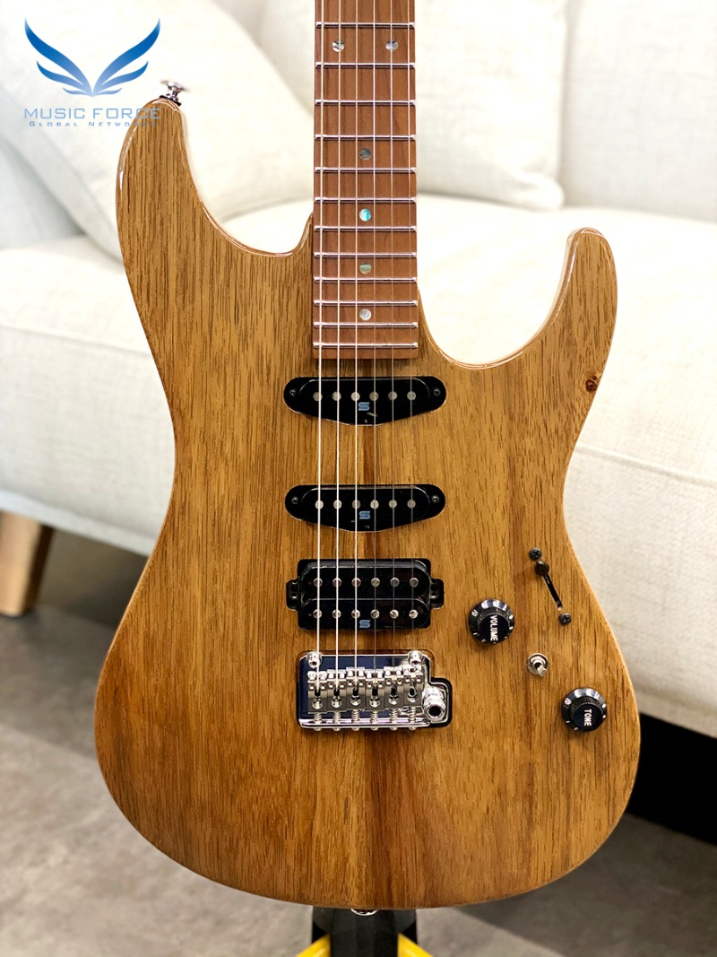 [2021 Spring Sale(~5/31까지)] Ibanez Tom Quayle Signature TQM1-Natural (Made in Japan/2020년산/신품)